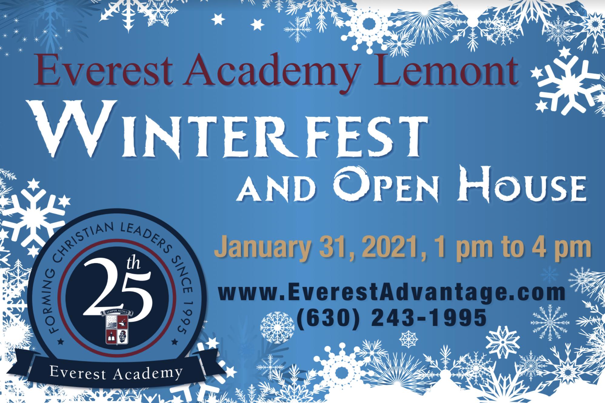 Winter Fest Promo