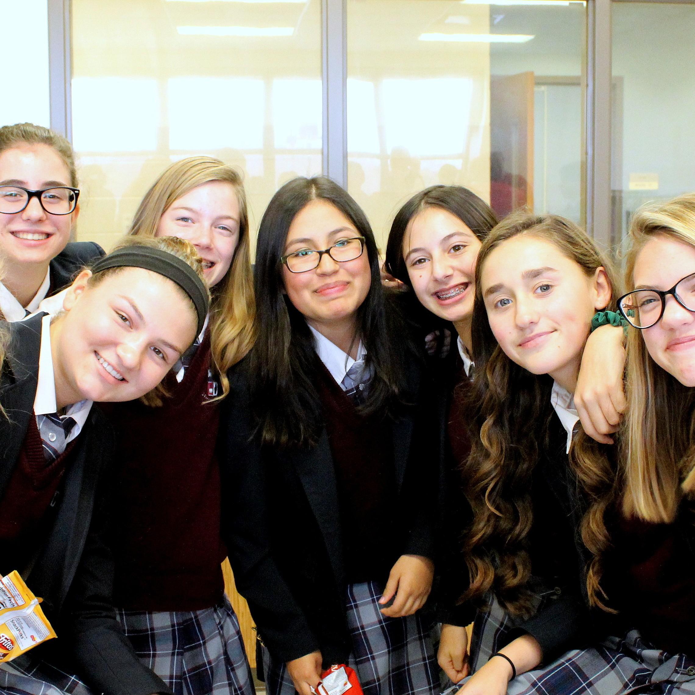 8 Grade Girls